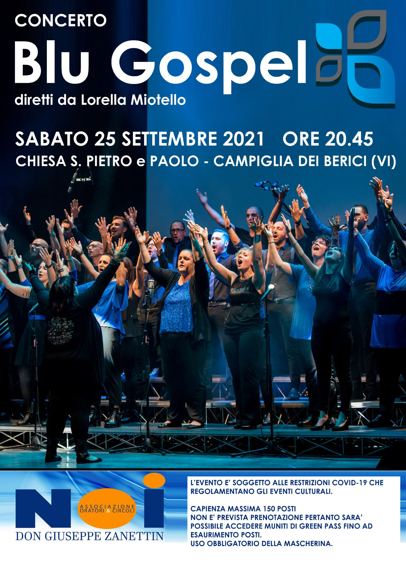 Concerto 25 Settembre 2021 - Campiglia dei Berici